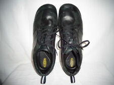 KEEN Men's Black Leather Oxford Casual Shoes SM 1008 Size US 11.