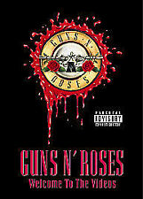 Guns 'N' Roses - Welcome to the Videos  - 2003 DVD