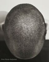 1990 Vintage SINEAD O'CONNOR Singer By HERB RITTS Music Top Head Photo Art 16x20