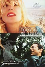 DIVING BELL AND THE BUTTERFLY Movie POSTER 27x40 Mathieu Amalric Emmanuelle