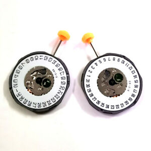 1M12 Quartz Watch Movement Date with Adjusting Stem & Battery for MIYOTA 1M12