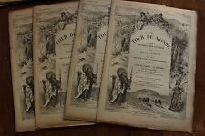 TOUR du MONDE - 1892 - Voyage dans l'ADAMAOUA - Harry ALIS