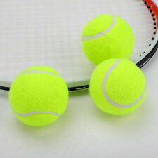 Rubber Tennis Ball Durable Tennis Practice Ball For Training Sports Competition