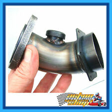 GO KART 40MM POWER EXHAUST HEADER + EASITUNE SENSOR FITTING KT100S ENGINES NEW