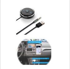 3.5mm Jack Car Wireless Music AUX Bluetooth Adapter Audio Receiver Hands-free