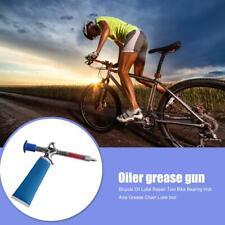 Adattatore per pistola iniettore di grasso per bicicletta da bici per cuffie