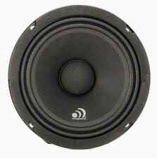 "Massive Audio MA6 (140W RMS) 6.5"" Pro Audio Midrange Car Speaker"