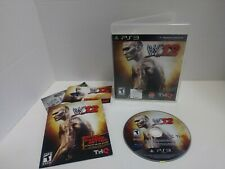 WWE 12 PS3 Sony PlayStation 3 (2011) Wrestling Video Game. Complete. Tested. VGC
