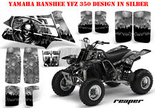 AMR RACING DEKOR GRAPHIC KIT ATV YAMAHA BANSHEE YFZ 350 REAPER B