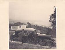 FOTO TURISTI A COLDIRODI O COLLA DI SANREMO 1936 CON VECCHIA AUTOMOBILE 32-14