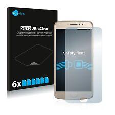 6x Film Protection écran pour Motorola Moto E4 Plus Protecteur