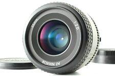 【  NEAR MINT  】Nikon NIKKOR AF 35mm F/2 D Auto Focus Lens w/Caps From JAPAN #253