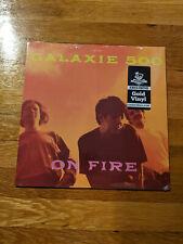 Galaxie 500 - On Fire Gold Vinyl Newbury Comics Exclusive LTD/500 NEW SEALED