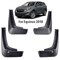 Set Mudflaps Mud Flaps For Holden Equinox 2018 Splash Guards Front Rear 2019