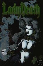 Lady Death: Between Heaven & Hell #1 Chaos! Comics