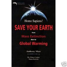 SAVE YOUR EARTH Global Warming Climate Change Extincton
