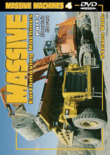 DVD - Massive Earthmoving Machines Part 4-Keith Haddock