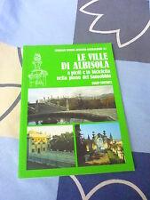 LE VILLE DI ALBISOLA ITINERARI STORICO-ARTISTICO N. 22 SAGEP