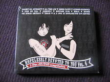 COMPILATION 3 CD DIGIPACK HOPELESSLY DEVOTED TO YOU VOL. 6 / neuf & scellé