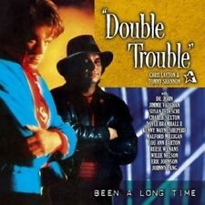 DOUBLE TROUBLE - BEEN A LONG TIME  CD NEU