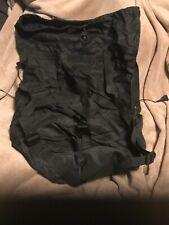 Stuff Sack Compression Military Bag Med Size Black #121