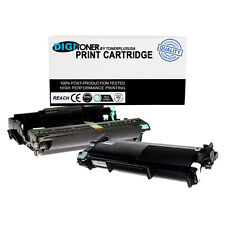 2PK Compatible TN660 DR630 Toner and Drum for Brother HL-L2380DW