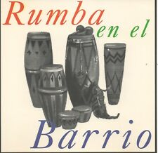 Rumba En El Barrio - RARE SALSA CD! HARD TO FIND SONGS!