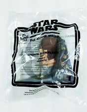 McDonald's Star Wars The Clone Wars 2008 Happy Meal Toy #1 Anakin Skywalker NEW