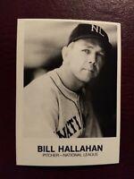1983 RGI Renata Galasso #211 Bill Hallahan Baseball Card