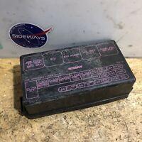 s13 240sx fuse box nissan 240sx s13 engine bay fuse box cover 89 94 type i ebay  nissan 240sx s13 engine bay fuse box