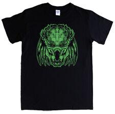 PREDATOR T-shirt - S- 5XL - head movie retro jungle alien arnie MENS KIDS LADIES