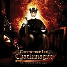 "Christopher Lee - Charlemagne: By The Sword & The Cross (NEW 2 x 12"" VINYL LP)"