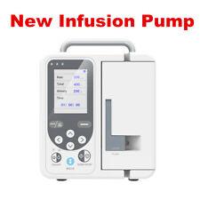 Ce Sp750 Volumetric Infusion Pump Ivampfluid Standard Set Syringe Pump Alarm Lcd