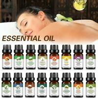 16 Flavors Essential Oils Plant Stress Relieving Therapeutic Oils Aromatherapy