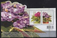 Canada 2010 Souvenir Sheet 2376 - African Violets MNH