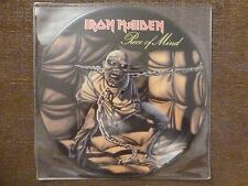 33T.LP.IRON MAIDEN.PICTURE.PIECE OF MIND.PICTURE DISC.EDITION LIMITEE.500 copies