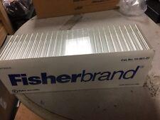 250 Fisher Brand 13 x 100mm Borosilicate Culture Tubes - 14-961-27 Fisherbrand