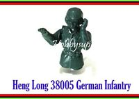 HENG LONG 3808 3809 3816 1/24 German Infantry part for RC Tank decoration x 1