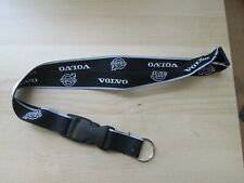 VOLVO XC90 XC60 240 S60 C30 XC70 240 KEY RING LANYARD NECKLACE BADGE HOLDER CLIP