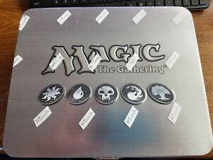 MTG Deckmasters Finkel vs Garfield Tin Case Sealed New Magic The Gathering