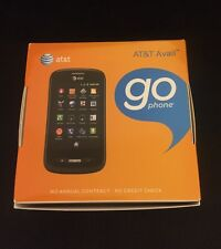 AT&T Avail Android Z990 Go-Phone (Black) Smartphone - New