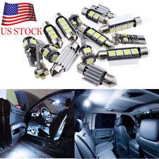 22PCS Canbus LED Interior Lights Package kit Fit 99-05 VW MK4 Golf GTI Jetta J1