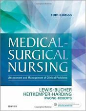 Medical Surgical Nursing Plus test bank by Lewis 10th Edition Pdf
