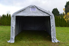 Zeltgarage 3,66x8,4 m  Carport  Garage 720g PVC