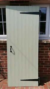 Ledged And Braced Internal Cottage Door