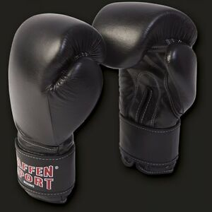 Paffen Sport Kibo Fight Boxhandschuhe. Für Sparring, Training Leder. 10-16 Oz.