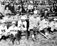 Babe Ruth Japan Photo 8X10 - Mack All Stars 1934 - Buy Any 2 Get 1 FREE