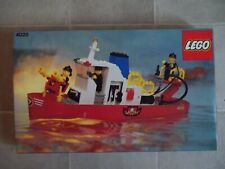 Lego 4025 Classic Town FIRE BOAT Complete w/Box & Instructions