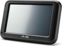 "Mio M410 4.3"" GPS Satellite Navigation Touchscreen UK & ROI Maps Sat Nav"