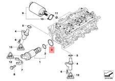 Genuine BMW 2Pcs O-Ring X1 X3 Z4 E46 E60 E81 E82 E83 E84 E85 E87 E88 11367506178